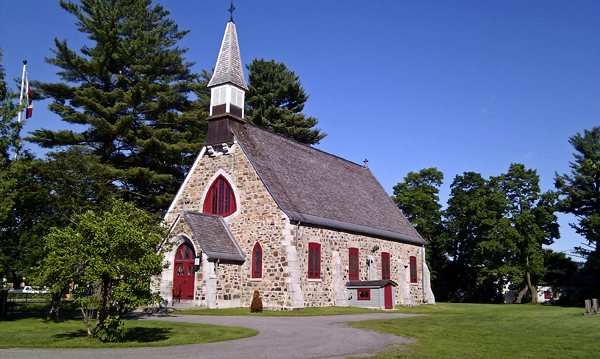 Our church, the Anglican Christ Church