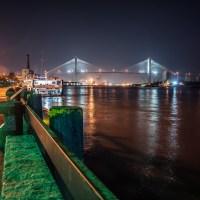 Talmage Bridge over the Savannah River