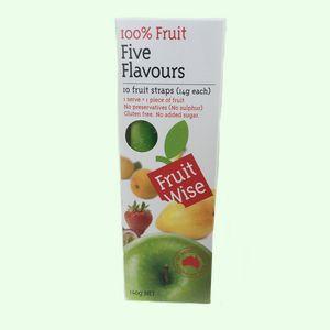 fruit straps pk 10