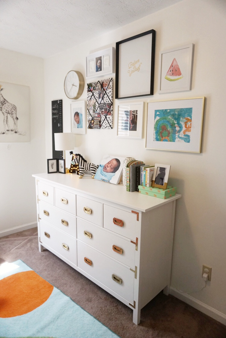 Diy Ikea Campaign Dresser Hack Just The Kings