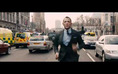 "James Bond ""Skyfall"" first trailer"