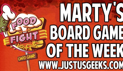 Food Fight - Game of the Week Featured