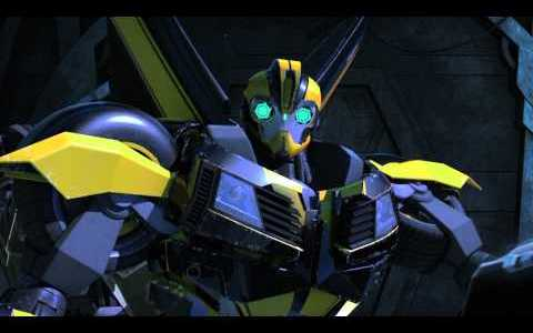 Transformers Tuesday (Wednesday?) 3/27/13: Go Inside the Hunt with Bumblebee and Predaking