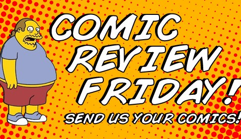 Comic Review Featured