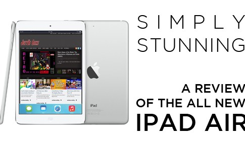 iPad Review Featured