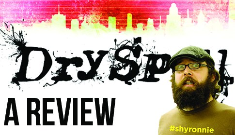 Dryspell #1 Review