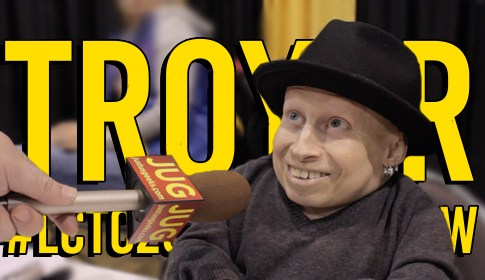 Verne Troyer Interview