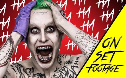 Jared Leto Joker Video