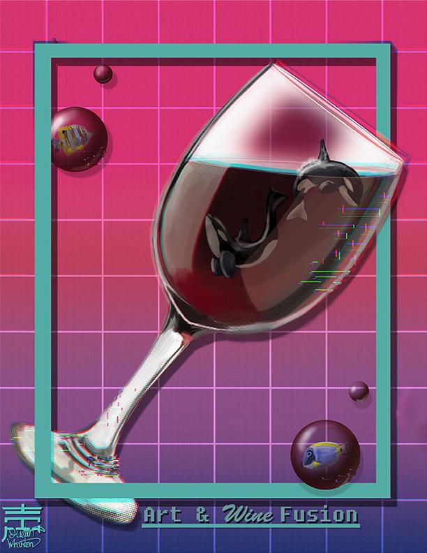 vaporwave background download free vector art stock graphics