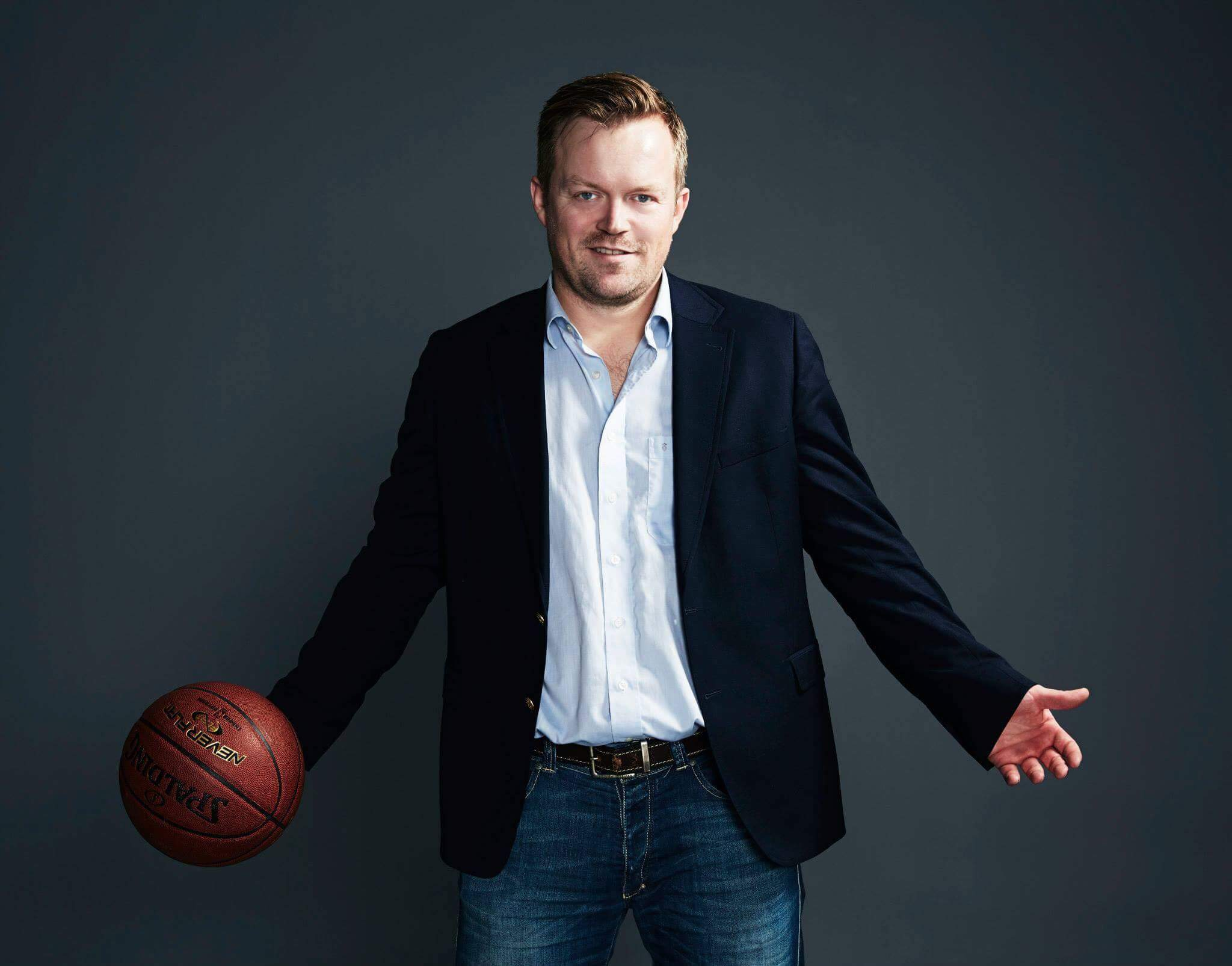 Foto Bilde Tv2 S Thomas Bilde Talks About Denmark S Growing Interest In Nba