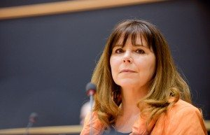 Portrait of MEP Jutta STEINRUCK