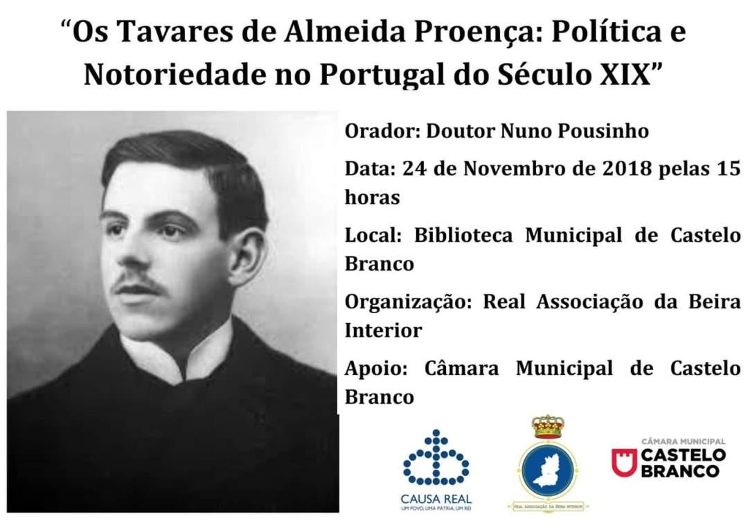 Tavares de Almeida Proença