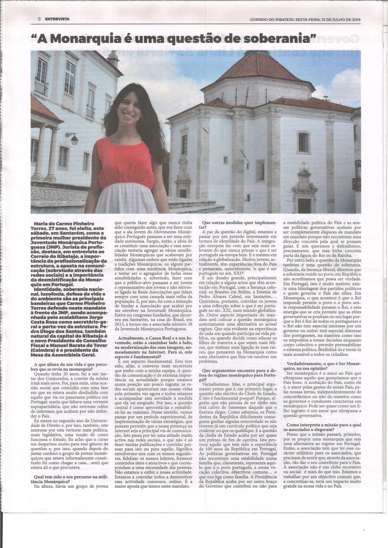 Entrevista INTERIOR CR 12.07.2019