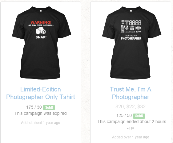Teespring 700 Top Selling T Shirt Designs Review Jvzoo