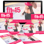Fit In 15 – Complete Sales Funnel With PLR Review By Marc Renaud – Fit In 15 For Women A Complete Weight Loss Program Designed For Women. Get This Brand New, Done-For-You Private Label Rights Package You Can Sell As Your Own & Make Money Today!