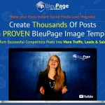 BleuPage Ultimate PRO By Kimberly de Vries & BleuPage Team Review – OTO 1 of BleuPage Ultimate. Create Thousands Of Posts With PROVEN BleuPage Image Templates + Turn Successful Competitors Posts Into More Traffic, Leads & Sales!