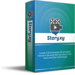 Storyxy By Andrew Darius Explaindio LLC Review – New Revolutionary Software That's Designed To Engage & Sell! Create Fully Interactive 3D Animated Videos In Seconds With Our Easy To Use, Point and Click Technology!