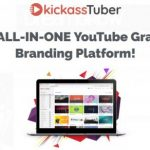 "KickassTuber By Angel Corman Review – The World's First ""All-In-One"" YouTube Graphics And Video Branding Platform. Get More Views, Subscribers And Longer Watch-Time… Build Your Tribe And MAKE IT BIG On YouTube!"