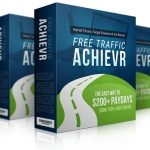 FREE Traffic Achievr By Fergal Downes Review – CASE STUDY: 39-Year Old Newbie Truck Driver Discovers a New 100% FREE Traffic Method That Generates Easy $190.71+ Paydays in Passive Commissions…