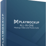 Play Mockup by Levidio Review – The Only Tool That You Need to Create Professional Videos, Realistic Mockups, 3D Covers, Websites, Book & Magazine Layouts and Animated Banner – All In A Matter of Minutes