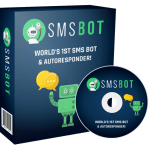 SMSBOT By Gaurab Borah Review – 1st of Its Kind SMS Bot And Autoresponder. The World's First SMS Autoresponder To Both Generate You LOADS Of Mobile Traffic AND Make You Autopilot Sales With INDUSTRY Leading Delivery And Response Rate Is Now UNLEASHED!