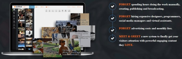 Socifeed By Brett Ingram and Mo Latif Review