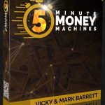 "5 Minute Money Machines By Mark Barrett Review – This Copy & Paste Method Produces Thousands In Recurring Income Per Month With Just 5 Minutes Of Simple ""Work""…"