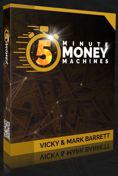 5 Minute Money Machines By Mark Barrett Review