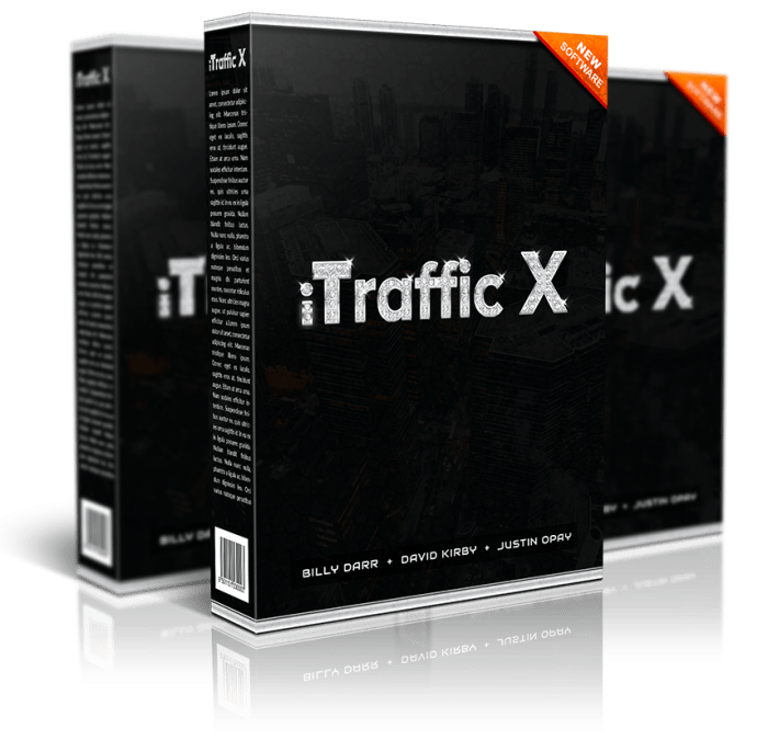ITraffic X Platinum Edition By Billy Darr Review