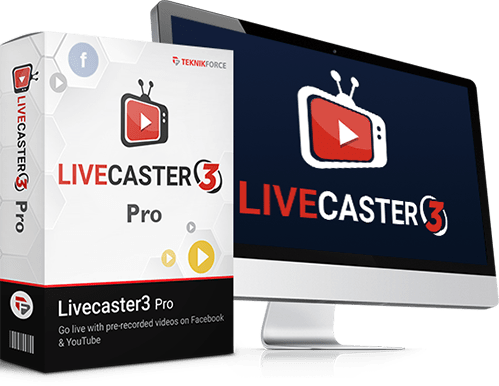 Livecaster 3 Pro By Cyril Gupta Review