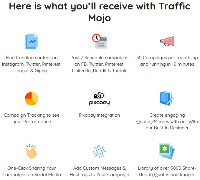 Traffic Mojo By Dan Ashendorf Review