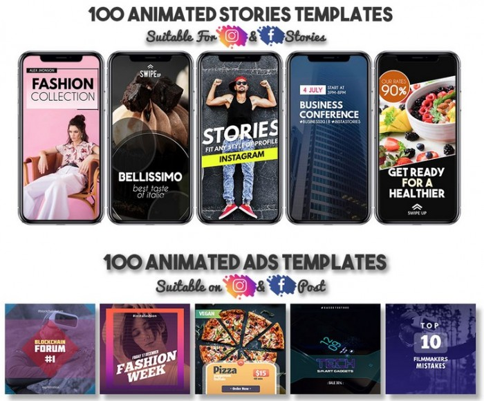 Graphic ALTA Stories And ADS Pack By Anugerah Syaifullah P Review