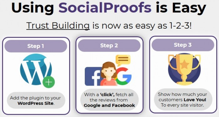 WP SOCIAL PROOFS By Chris Jenkins Review