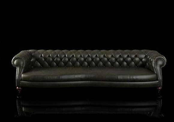 Couchtisch Vigo Jvmoebel - Ledersofa Chesterfield Charly Big Sofa 2,5m/3m (nb)