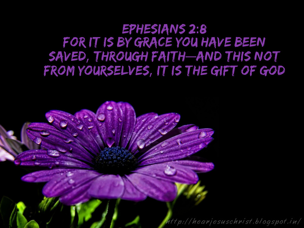 Godly Wallpaper Quotes Just Ask For It Ephesians 2 8 For You