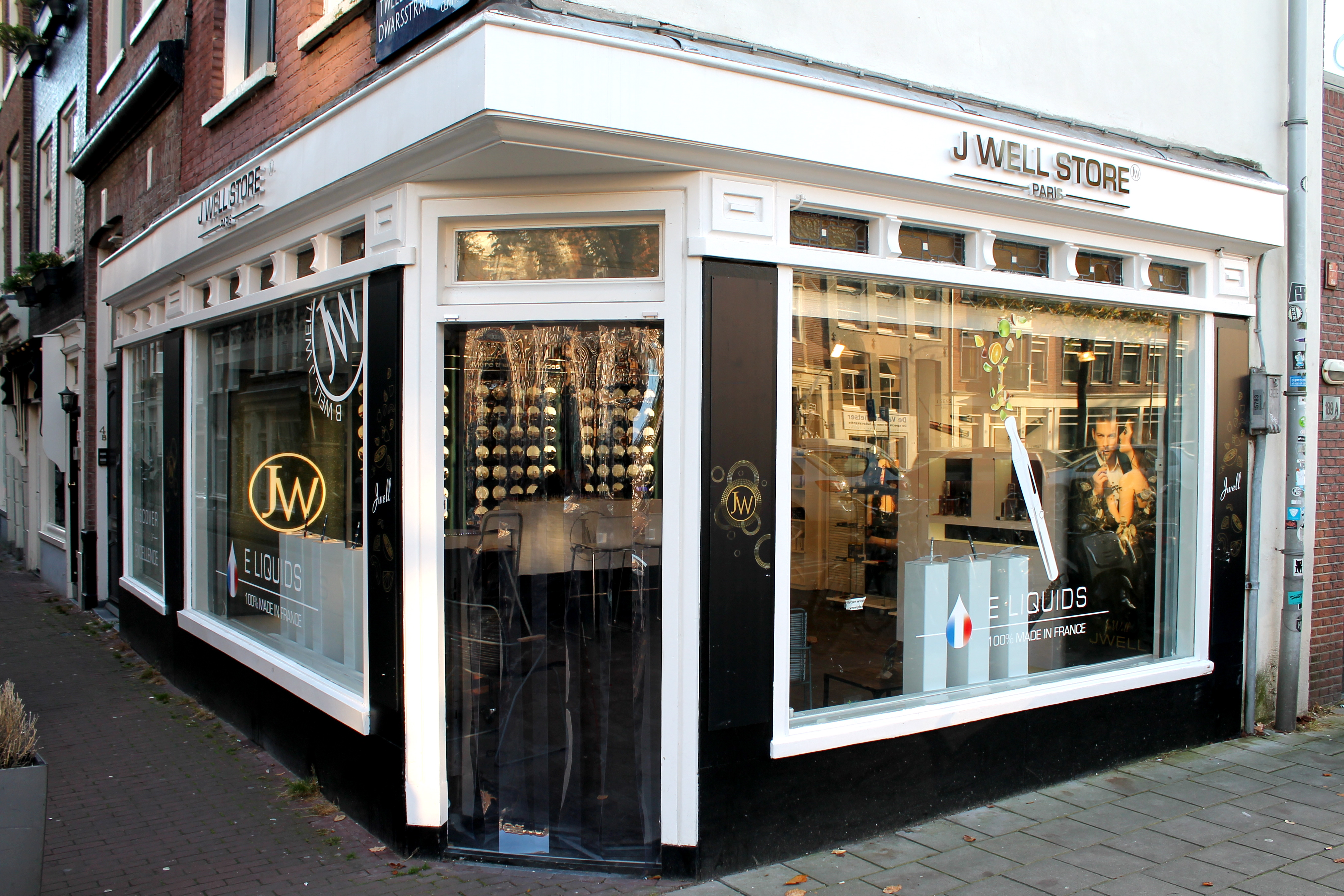 Store Amsterdam Your Electronic Cigarette Store In Amsterdam - J Well