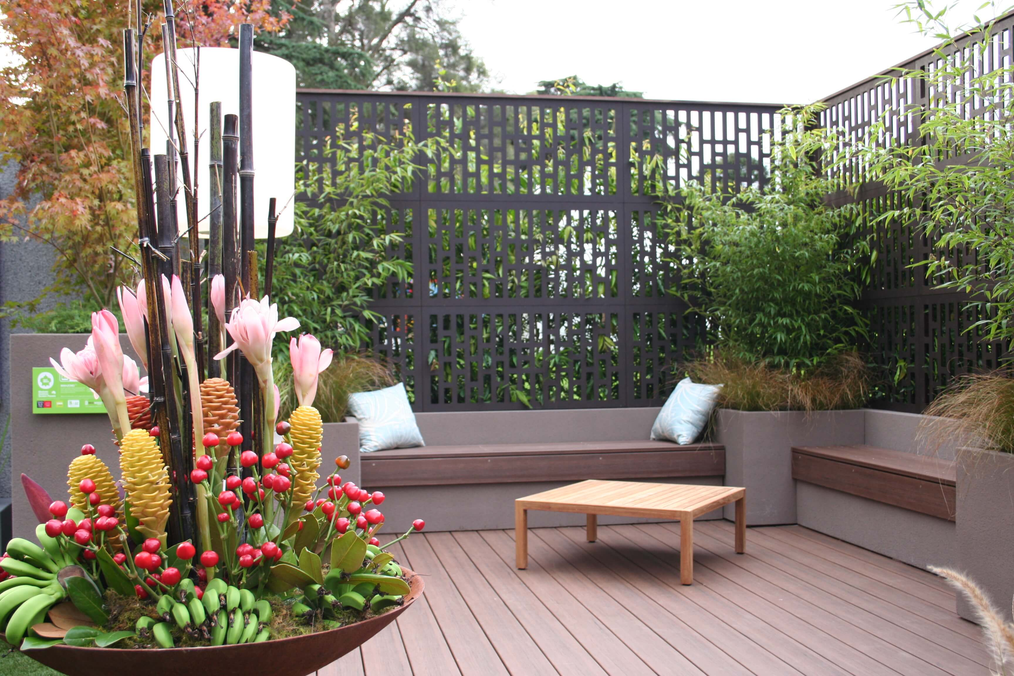 Privacy Screens Outdoor Decorative Outdoor Privacy Screens Outdeco Modular Screen Panels
