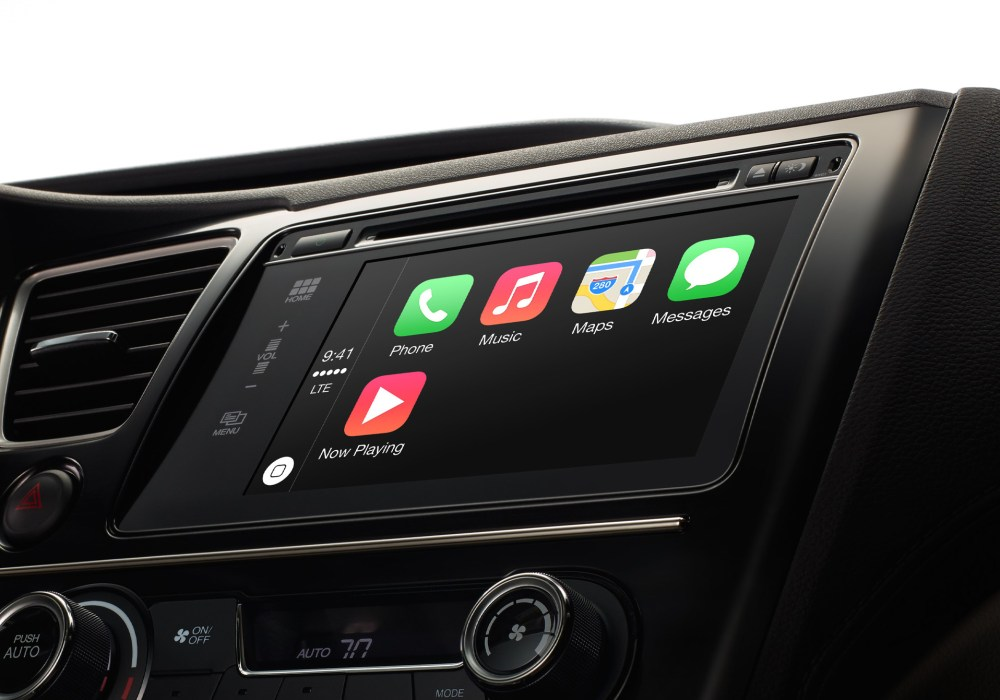 Here's to CarPlay not being resigned to the rich and famous