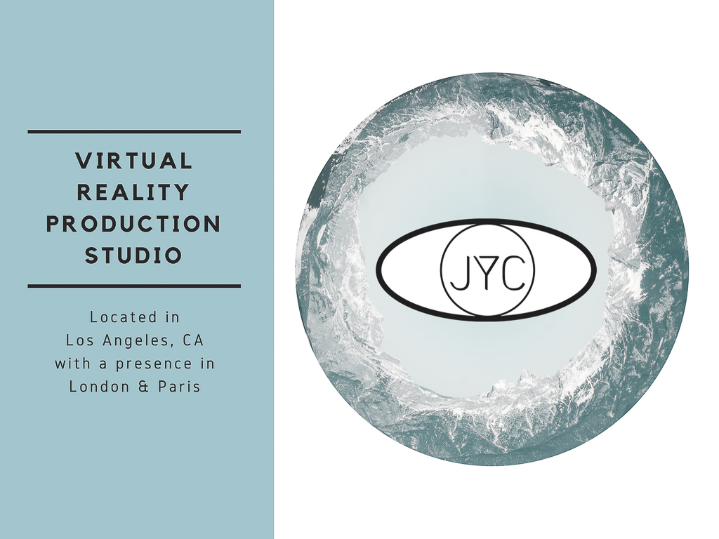 Virtual Reality Production Studio JYC VR