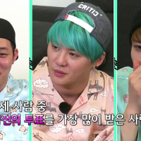 "[ENG SUB VIDEO] 160204 JYJ Real Variety ""Fruitful Trip"" Episode 4 - Boundless Singing Contest, the random game for sleeping arrangements"
