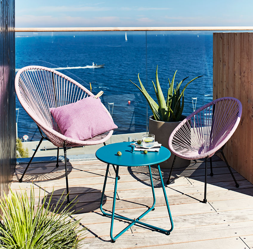 Jysk Outdoor Lounge Chair 4 Simple Tips To Decorate Your Balcony And Patio | Jysk