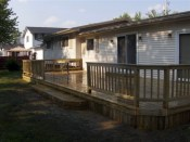 Residential Deck Construction Fenton