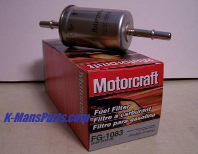 Motorcraft FG1083 fuel filter 2006-2008 F-150 F-250 F-350