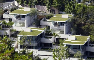 jardin sur les toits
