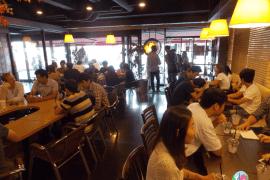 cafés linguistiques