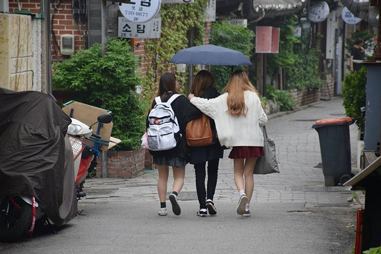 Étudier en Corée du sud
