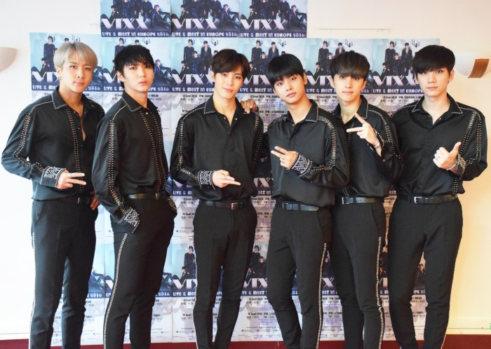 Interview VIXX