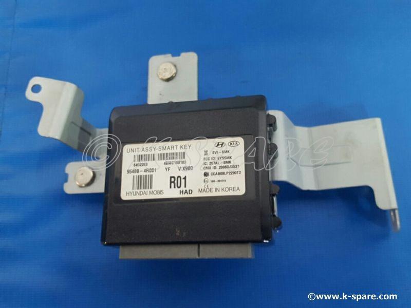 Hyundai YF Sonata - USED MODULE ASSY-SMART KEY 95480-4R001
