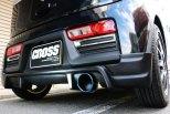 CROSS STAGE マフラーカッター