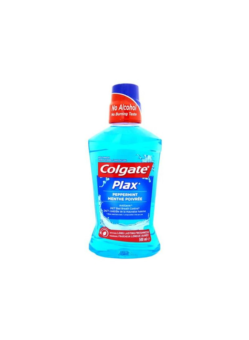 Bad 24 Online Shop Shop Colgate Plax Peppermint 500 Ml Online In Dubai Abu Dhabi And All Uae